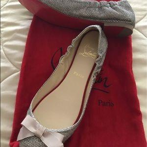 CL ballet shoes. Excellent condition.